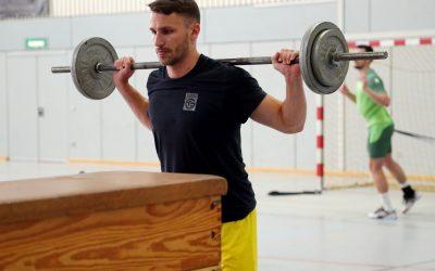 HSG Bieberau-Modau absolvierte bereits die erste Trainingswoche