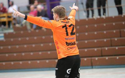 Falken HSG Bieberau/Modau – TV Gelnhausen 30:24 (17:10)
